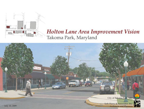Holton Lane Area Improvement Vision
