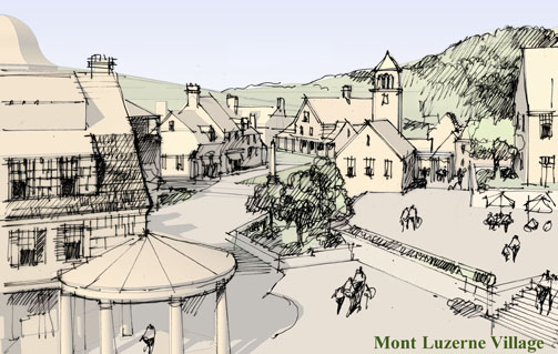 Mont Luzerne Village Center